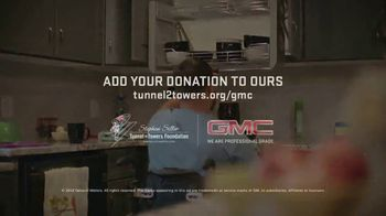 GMC TV Spot, 'Tunnel to Towers: Life Goes On' [T1] - Thumbnail 8