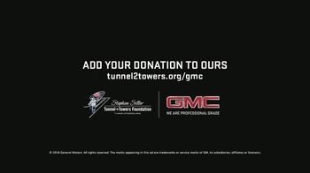 GMC TV Spot, 'Tunnel to Towers: Life Goes On' [T1] - Thumbnail 9