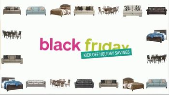 Ashley HomeStore Black Friday Sale TV Spot, 'Mattresses, Bed and Sets' Song by Midnight Riot - Thumbnail 2