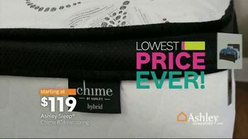 Ashley HomeStore Black Friday Sale TV Spot, 'Mattresses, Bed and Sets' Song by Midnight Riot - Thumbnail 5