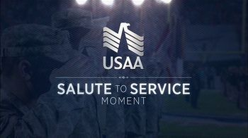 USAA TV Spot, 'NFL Salute to Service: Seahawks Thanksgiving' - Thumbnail 2