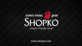 Shopko Black Friday TV Spot, 'Games, Comforters and Cat Litter' - Thumbnail 9