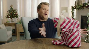 Keurig K-Café TV Spot, 'Holiday Surprise' Featuring James Corden