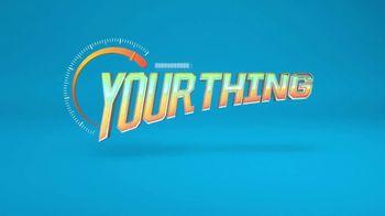 AT&T Internet Fiber TV Spot, 'Mixed Up' - Thumbnail 10