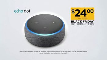 Kohl's Black Friday Doorbusters TV Spot, 'Xbox One S, Amazon Echo Dot and More' - Thumbnail 6