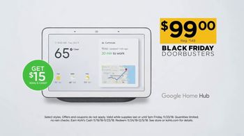 Kohl's Black Friday Doorbusters TV Spot, 'Xbox One S, Amazon Echo Dot and More' - Thumbnail 8