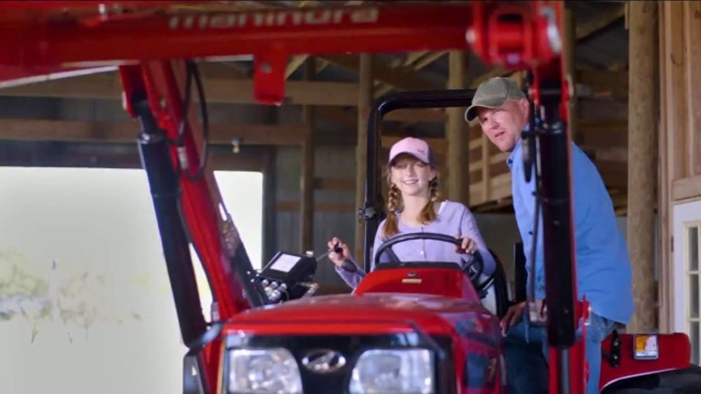 Mahindra Year-End Holiday Savings TV Commercial, 'The Next Generation'