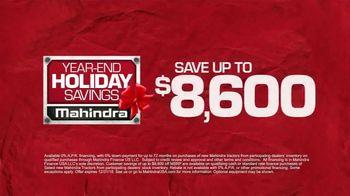 Mahindra Year-End Holiday Savings TV Spot, 'The Next Generation' - Thumbnail 9