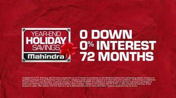 Mahindra Year-End Holiday Savings TV Spot, 'The Next Generation' - Thumbnail 8
