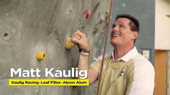 The University of Akron TV Spot, 'Freshman 15' Featuring Matt Kaulig - Thumbnail 2