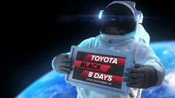 Toyota Black 8 Days TV Spot, 'Extraordinary Deals' [T2] - Thumbnail 10