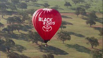 Toyota Black 8 Days TV Spot, 'Extraordinary Deals' [T2] - Thumbnail 3