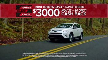 Toyota Black 8 Days TV Spot, 'Extraordinary Deals' [T2] - Thumbnail 8