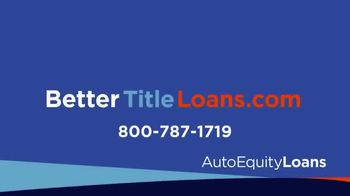 Auto Equity Loans TV Spot, 'Holiday Expenses' - Thumbnail 9