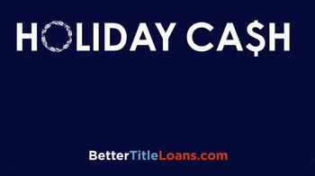 Auto Equity Loans TV Spot, 'Holiday Expenses' - Thumbnail 8