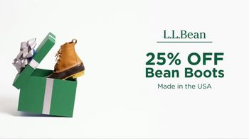 L.L. Bean Black Friday Sale TV Spot, '2018 Holidays: Bean Boots' - Thumbnail 2