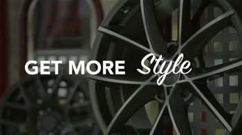 Discount Tire Black Friday Sale TV Spot, 'Traction, Style & Peace of Mind' - Thumbnail 6