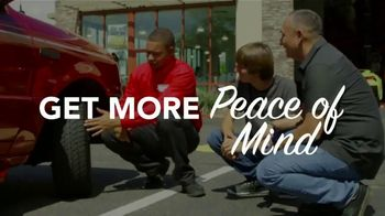 Discount Tire Black Friday Sale TV Spot, 'Traction, Style & Peace of Mind' - Thumbnail 7