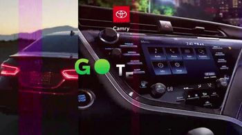 Toyota Govember Black Friday Sales Event TV Spot, 'Places to Be: Camry' [T2] - Thumbnail 5