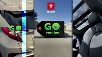 Toyota Govember Black Friday Sales Event TV Spot, 'Places to Be: Camry' [T2] - Thumbnail 6