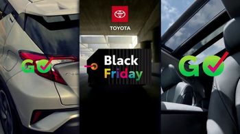 Toyota Govember Black Friday Sales Event TV Spot, 'Places to Be: Camry' [T2] - Thumbnail 7