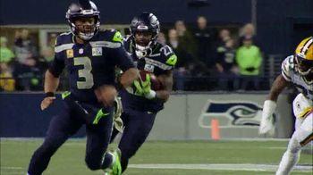 Verizon TV Spot, 'The Best: Seahawks vs. Packers' - 1 commercial airings