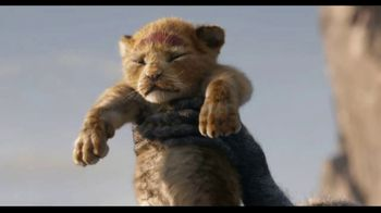 The Lion King - 1 commercial airings