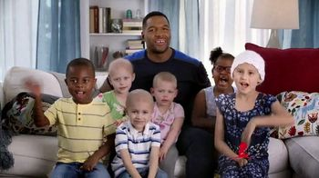 St. Jude Children's Research Hospital TV Spot, 'Why Give?' Featuring Michael Strahan - Thumbnail 7