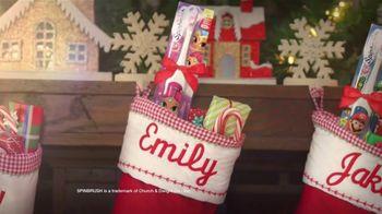 Spinbrush TV Spot, 'Stocking Traditions' - Thumbnail 4