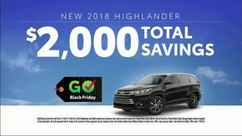 Toyota Govember TV Spot, 'Places to Be: 2018 Highlander' [T2] - Thumbnail 8