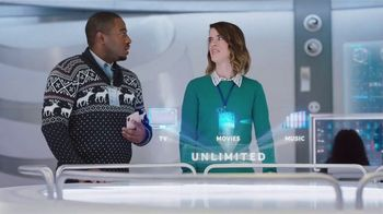 AT&T Unlimited TV Spot, '2018 Holidays: AT&T Innovations: Email: iPhone XR' - Thumbnail 8