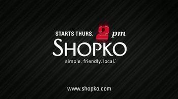 Shopko Black Friday TV Spot, 'Over 800 Doorbusters' - Thumbnail 9