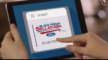 Ford Black Friday Sellathon TV Spot, 'The Sales Event of the Year' [T2] - Thumbnail 1