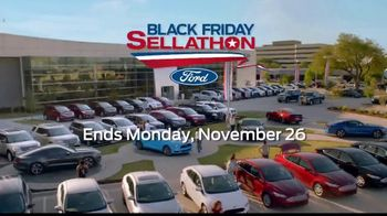 Ford Black Friday Sellathon TV Spot, 'The Sales Event of the Year' [T2] - Thumbnail 2