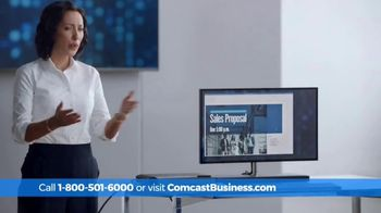 Comcast Business Cyber Week Special TV Spot, 'Deadlines' - Thumbnail 1