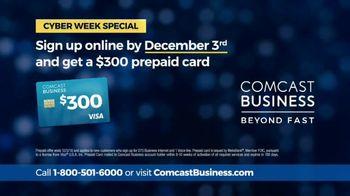 Comcast Business Cyber Week Special TV Spot, 'Deadlines' - Thumbnail 10