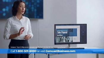 Comcast Business Cyber Week Special TV Spot, 'Deadlines' - Thumbnail 4