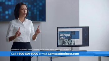 Comcast Business Cyber Week Special TV Spot, \'Deadlines\'