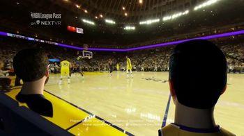 Oculus Go TV Spot, 'Adam and Jonah Sit Courtside' - Thumbnail 1