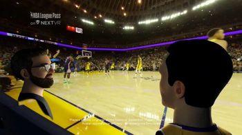 Oculus Go TV Spot, 'Adam and Jonah Sit Courtside' - Thumbnail 2