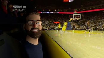 Oculus Go TV Spot, \'Adam and Jonah Sit Courtside\'