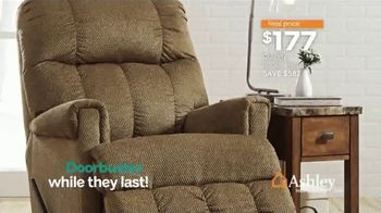 Ashley HomeStore TV Spot, 'Wednesday Only Doorbusters' Song by Midnight Riot - Thumbnail 4