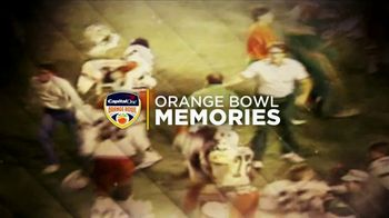 2018 Orange Bowl TV Spot, 'Memories: 1984 Orange Bowl' Featuring Tony Segreto, Tony Barnhart - Thumbnail 1