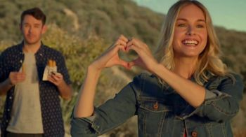 Taco Bell Rolled Chicken Tacos TV Spot, 'Sunset Heart Hands' - 18860 commercial airings