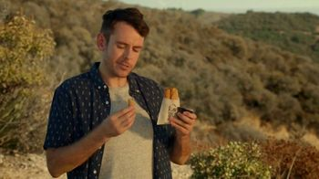 Taco Bell Rolled Chicken Tacos TV Spot, 'Sunset Heart Hands' - Thumbnail 8