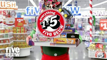 Five Below TV Spot, '2018 Holidays: Toy Shop' - Thumbnail 4