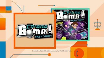 Chrono Bomb Night Vision TV Spot, 'Nickelodeon: Now and Wow' - Thumbnail 10