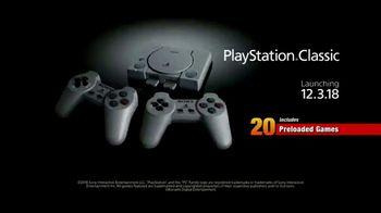 PlayStation Classic TV Spot, 'Play History Make History' - Thumbnail 9