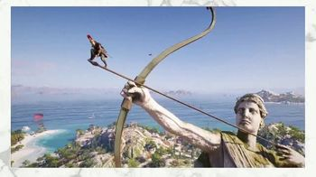 Assassin's Creed Odyssey Black Friday Sale TV Spot, 'Photo Mode Trailer' - Thumbnail 5