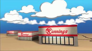 Runnings Black Friday Weekend Sale TV Spot, 'Garage Heater, Drill Kit and Outwear' - Thumbnail 1